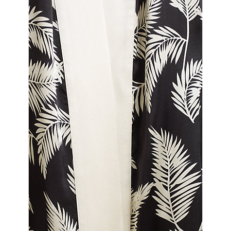Buy Somerset by Alice Temperley Palm Short Robe, Multi Online at johnlewis.com