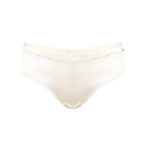 Buy Somerset by Alice Temperley Gatsby Bridal Briefs, Ivory Online at johnlewis.com