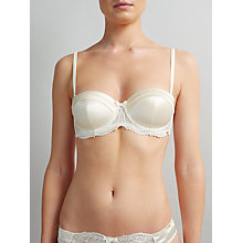Buy Somerset by Alice Temperley Gatsby Bridal Strapless Bra, Ivory Online at johnlewis.com