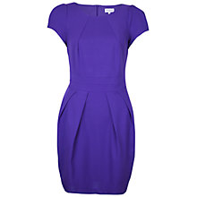 Buy Whistle & Wolf Classic Dress, Violet Online at johnlewis.com