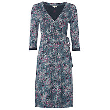 Buy White Stuff Amour Wrap Dress, Teal Green Online at johnlewis.com