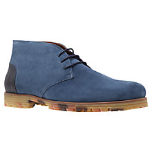 Buy KG by Kurt Geiger Boston Suede Desert Shoes Online at johnlewis.com