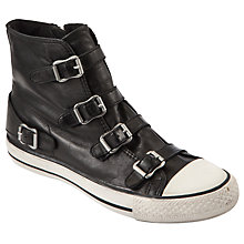 Buy Ash Virgin Leather Trainers Online at johnlewis.com