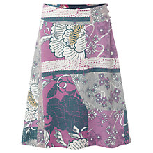 Buy White Stuff Cheltenham Reversible Skirt, Deep Teal Online at johnlewis.com