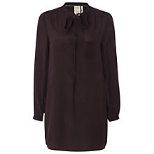 Buy White Stuff Colette Tunic, Pinotage Online at johnlewis.com