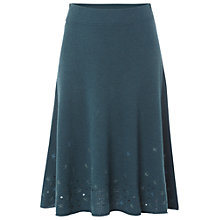 Buy White Stuff Moriko Skirt, Deep Teal Online at johnlewis.com