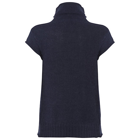 Buy White Stuff Mill Timber Cardigan, Navy Online at johnlewis.com
