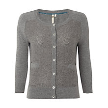 Buy White Stuff Dazzle Cardigan, Natural Online at johnlewis.com