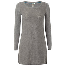 Buy White Stuff Dazzle Tunic, Grey Online at johnlewis.com