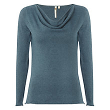Buy White Stuff Tuk Knit Top, Teal Online at johnlewis.com