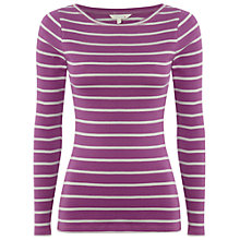 Buy White Stuff Stripe Suzie Lou Tee Online at johnlewis.com