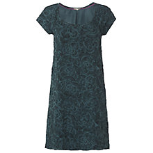 Buy White Stuff Corenelli Dress, Deep Teal Online at johnlewis.com