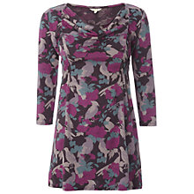 Buy White Stuff Night Sky Tunic Top, Dark Purple Online at johnlewis.com