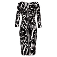 Buy allegra by Allegra Hicks Star Dress, Giraffe Black Online at johnlewis.com