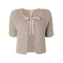 Buy White Stuff Textured Cardigan, Light Lavender Online at johnlewis.com
