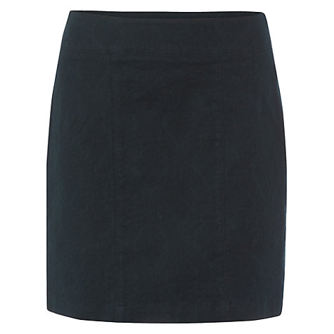 Buy White Stuff Lonsed Jacquard Skirt, Deep Teal Online at johnlewis.com