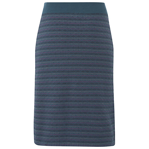 Buy White Stuff Kooky Skirt, Deep Teal Online at johnlewis.com