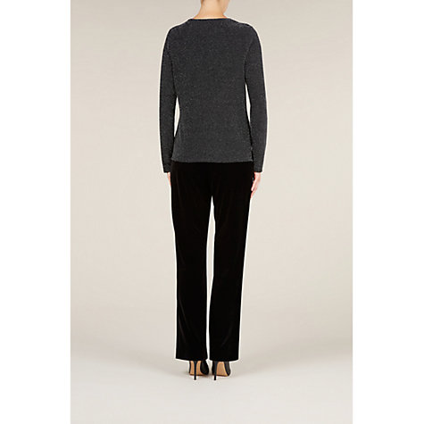 Buy Planet Cowl Neck Sparkle Top Online at johnlewis.com