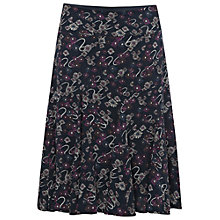 Buy White Stuff Kenobi Skirt, Deep Teal Online at johnlewis.com