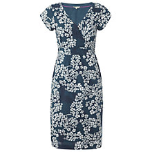 Buy White Stuff Lena Dress, Teal Online at johnlewis.com