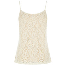 Buy Oasis Lace Camisole Online at johnlewis.com