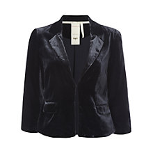 Buy White Stuff Lisbon Jacket, Dark Petrol Online at johnlewis.com