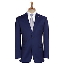 Buy Paul Costelloe Plain Suit Jacket, Ocean Blue Online at johnlewis.com