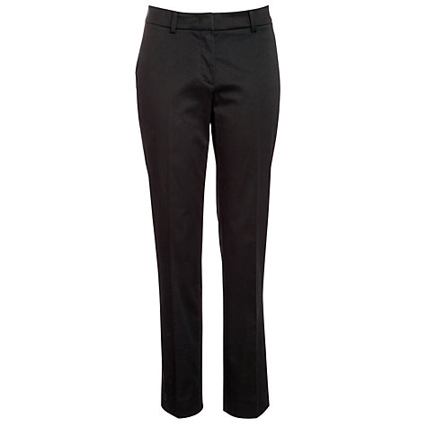 Buy Weekend by MaxMara Cotton Stretch Trousers Online at johnlewis.com