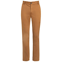 Buy JOHN LEWIS & Co. McAvoy Trousers, Ginger Online at johnlewis.com