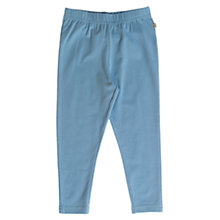 Buy Frugi Surf Leggings, Blue Online at johnlewis.com