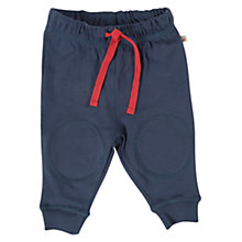 Buy Frugi Knee Patch Crawler Trousers, Indigo Online at johnlewis.com