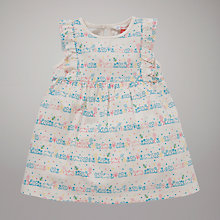 Buy John Lewis Bunny Print Jersey Top, Multi Online at johnlewis.com