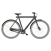 Buy Vanmoof Extreme Noir 3.7 Bike, Black Online at johnlewis.com