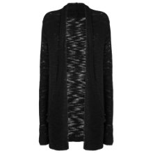 Buy Phase Eight Millie Slouchy Cardigan, Black Online at johnlewis.com