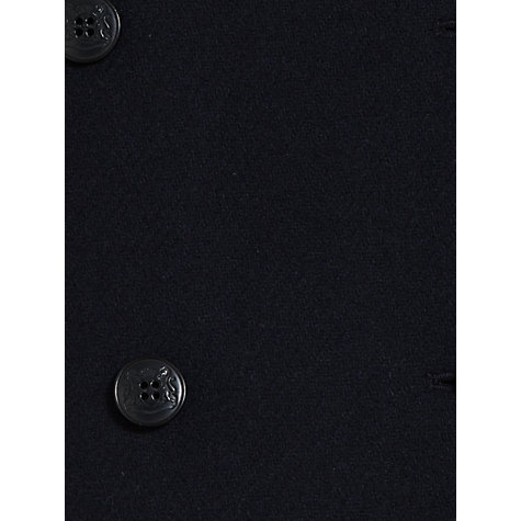 Buy Jigsaw London Coating Peacoat, Navy Online at johnlewis.com
