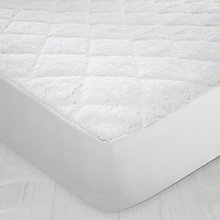Buy John Lewis Super Cosy Mattress Topper Online at johnlewis.com