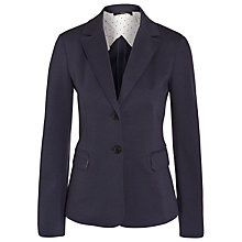 Buy Weekend by MaxMara Jacket, Navy Online at johnlewis.com