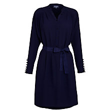 Buy Ghost Elanor Tunic Dress, Foxglove Online at johnlewis.com
