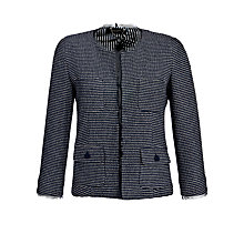 Buy Weekend by MaxMara Four Pocket Jacket, Navy Online at johnlewis.com