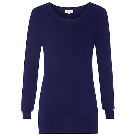 Buy Reiss Honey Cashmere Jumper Online at johnlewis.com