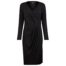 Buy Alexon Drape Front Jersey Dress Online at johnlewis.com