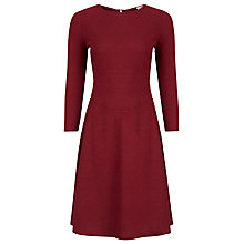 Buy Kaliko Ponteroma Skater Dress, Red Online at johnlewis.com