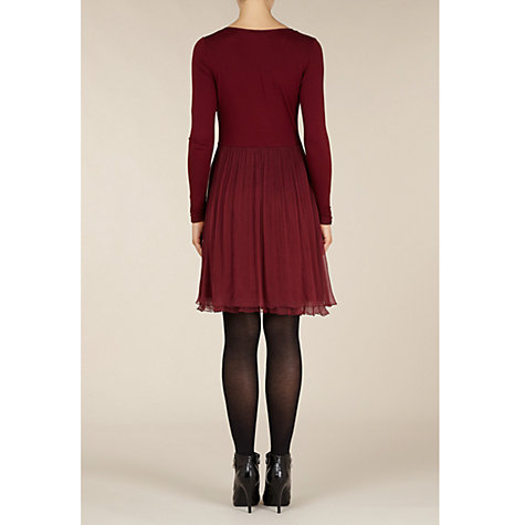 Buy Kaliko Silk Jersey Blend Dress Online at johnlewis.com