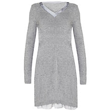 Buy Damsel in a dress Cedar Dress, Grey Online at johnlewis.com