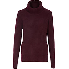 Buy Reiss Aston Chunky Roll Neck Jumper Online at johnlewis.com