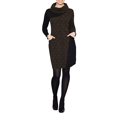 Buy James Lakeland Mix Embossed Dress Online at johnlewis.com