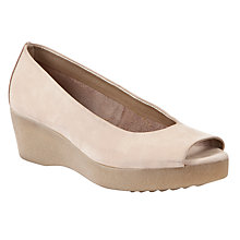 Buy John Lewis Designed for Comfort Kite Wedge Court Shoes Online at johnlewis.com