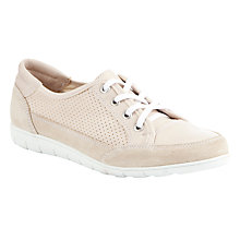 Buy John Lewis Designed for Comfort Dove Trainers Online at johnlewis.com