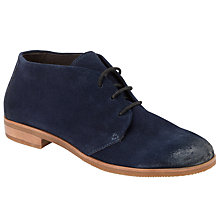 Buy Collection WEEKEND by John Lewis Berkley Nubuck Distressed Desert Boots Online at johnlewis.com