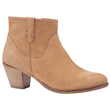 Buy Collection WEEKEND by John Lewis Colarado Ankle Boots, Tan Online at johnlewis.com